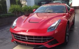 Rộ tin đồn đại gia Thanh Hóa tậu Ferrari F12 Berlinetta sau Bentley Mulsanne Speed