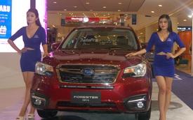 Sau 2 tuần về nước, Subaru Forester thế hệ mới có ngay 27 khách mua