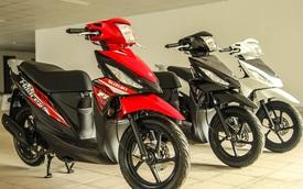 Chi tiết Suzuki Address - xe tay ga hơn 28 triệu ở Việt Nam