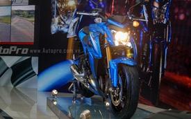 """Suzuki GSX-S1000 chính hãng ra mắt Việt Nam, Kawasaki Z1000 """"thần thánh"""" gặp đối"""