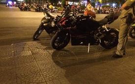 Đuổi theo Ferrari của Phan Thành, thanh niên đi xe máy gặp nạn