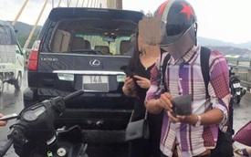 Tông vào Lexus GX470, nam thanh niên chạy Exciter phải bồi thường 18,5 triệu Đồng