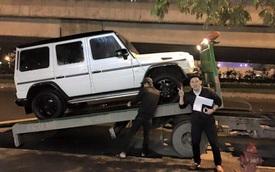 """Mercedes G500 Edition 35 độc nhất Việt Nam """"làm dâu"""" tại Hà Tĩnh"""