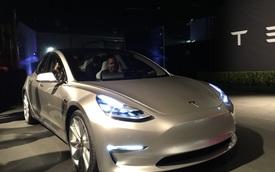 """Đây là tất cả những gì bạn cần biết về xe """"siêu hot"""" Tesla Model 3"""