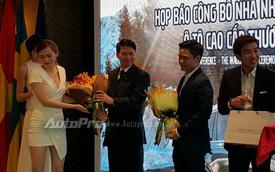 Phan Thành đặt mua Volvo XC90 chính hãng đầu tiên tại Việt Nam
