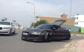 Chiêm ngưỡng Audi R8 độ 1 tỷ Đồng do gara Thần Châu thực hiện