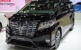 """""""Chuyên cơ mặt đất"""" Toyota Alphard 2016 có giá từ 2,27 tỷ Đồng tại Malaysia"""