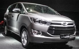 Toyota Innova thế hệ mới tại Việt Nam có thể tăng giá 70-80 triệu Đồng