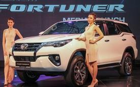 Sau Thái Lan, Toyota Fortuner 2016 tiếp tục ra mắt tại Malaysia