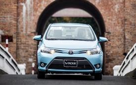Bán gần 2.000 xe trong tháng 7, Toyota Vios trở lại ngôi vương