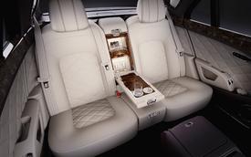 Bentley Việt Nam giới thiệu tủ lạnh cá nhân hóa cho Mulsanne
