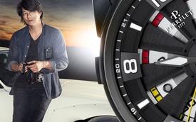 """Sao """"Fast & Furious"""" có đồng hồ mang tên mình"""