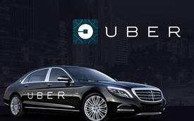 Rộ tin đồn Uber đặt mua 100.000 chiếc Mercedes S-Class