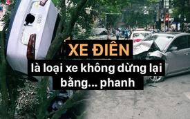 Tại sao Việt Nam xuất hiện lắm xe điên?