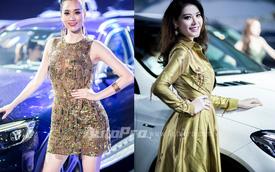 Dàn mỹ nữ lộng lẫy tại Mercedes-Benz Fascination 2016: SUVenture