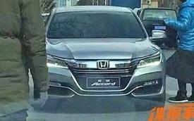 Honda Accord 2016 kiểu dáng lạ bất ngờ lộ diện