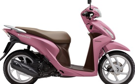 Đấu Yamaha Janus, Honda Vision có màu mới với giá 30 triệu Đồng