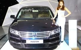 """""""Chết yểu"""" tại Mỹ, Volkswagen Phaeton thăm dò Việt Nam với giá từ 3 tỷ Đồng"""