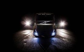Volvo tham vọng phá kỷ lục thế giới với xe đầu kéo 2.400 mã lực