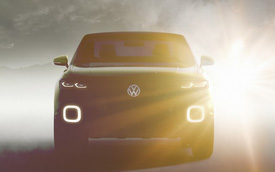 """Volkswagen hé lộ hình ảnh SUV cỡ nhỏ """"mới toanh"""""""