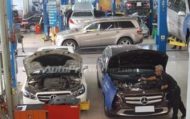 Chủ xe tốn cả trăm triệu Đồng vì ô tô đổ xăng A95 chứa tạp chất