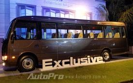 """Mercedes-Benz """"bỏ túi"""" hơn 360 tỷ Đồng khi ra mắt xe buýt Rosa"""