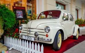 Xe của Phạm Xuân Ẩn cùng dàn xế cổ ở Sài Gòn