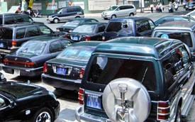 Thừa 55 xe quá hạn, Bộ Công Thương xin thêm 19 ôtô mới