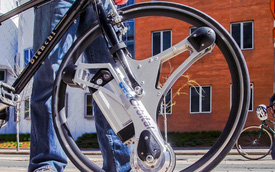 """Biến xe đạp thường thành xe đạp điện trong """"1 nốt nhạc"""""""