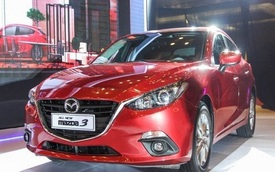 """Bất chấp lỗi """"cá vàng"""", Mazda3 vẫn bán chạy nhất phân khúc C tại Việt Nam"""