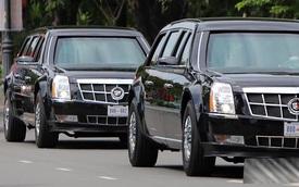 """""""Ma trận"""" mang tên The Beast hộ tống Obama tại Việt Nam"""