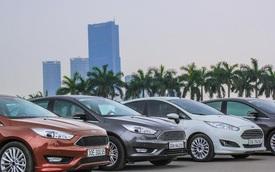 Chưa tới 1/7/2016, hàng loạt xe cỡ nhỏ đã có giá ưu đãi