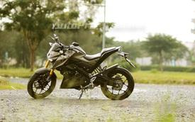 Chi tiết Yamaha TFX 150 giá 79,9 triệu Đồng tại Việt Nam