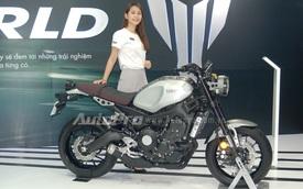 Yamaha XSR 900 2016 lần đầu tiên xuất hiện tại Việt Nam