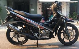 """Đã qua sử dụng Yamaha 125ZR có giá """"nghẹt thở"""" 242 triệu Đồng"""