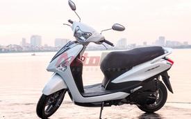 Yamaha Acruzo 125: Xe ga nhẹ, xe dễ đi cho phụ nữ dưới 1,6 m