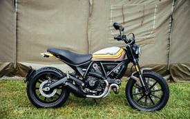 Ducati ra mắt 2 phiên bản mới của dòng mô tô Scrambler