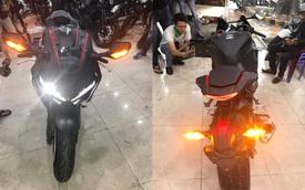 Siêu mô tô Honda CBR1000RR 2017 đầu tiên cập bến Việt Nam