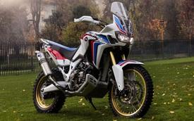 """Honda CRF1000L Africa Twin sắp có phiên bản Adventure """"chuyên nghiệp"""""""
