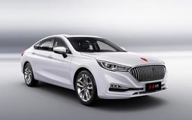 Cận cảnh phiên bản thương mại của Hồng Kỳ H5 được phát triển dựa trên Mazda6