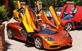 """Choáng với chi phí """"nuôi"""" siêu xe McLaren F1, không kém gì Pagani Huayra của Minh """"Nhựa"""""""
