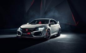 Vén màn Honda Civic Type R 2018 với thiết kế hầm hố và động cơ mạnh mẽ