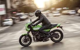 Vừa ra mắt, Kawasaki Z900RS 2018 đã được bổ sung phiên bản Cafe mới