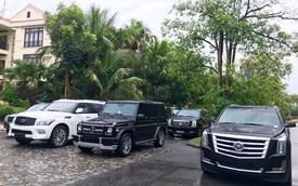 Điểm mặt những mẫu SUV khủng của các đại gia Quảng Bình