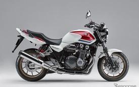 Honda CB1300 Super Four 2018 trình làng với động cơ mạnh hơn