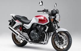 Honda CB 400 2018 trình làng với động cơ mạnh mẽ hơn