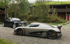 Rolls-Royce độc nhất vô nhị trị giá 288 tỷ Đồng bị bắt gặp tại Na Uy