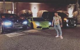 """Khám phá bộ sưu tập xe ấn tượng của """"gã điên"""" Conor McGregor"""