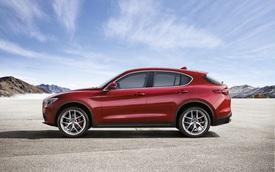 Xe SUV đầu tiên của Alfa Romeo có bản trang bị rẻ nhất