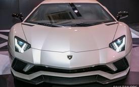 Cận cảnh Lamborghini Aventador S giá 9,22 tỷ Đồng chưa thuế tại Đông Nam Á
